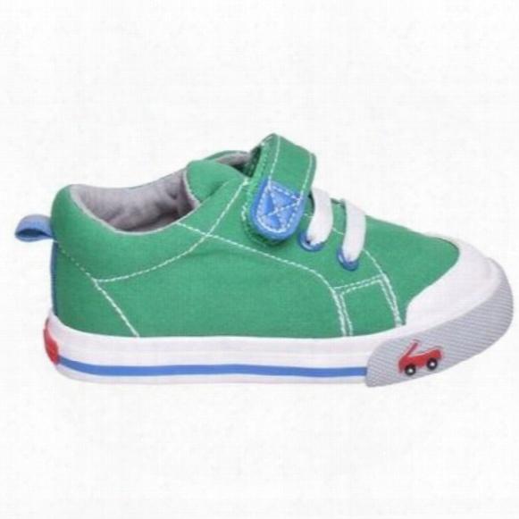 Stevie Ii Low Top Sneaker - Boys