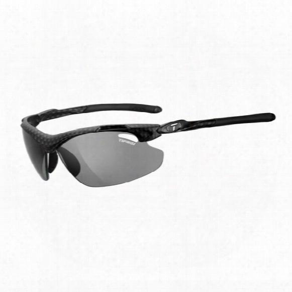Tifosi Tyrant 2.0 Polarized Fototec Sunglasses - Carbon