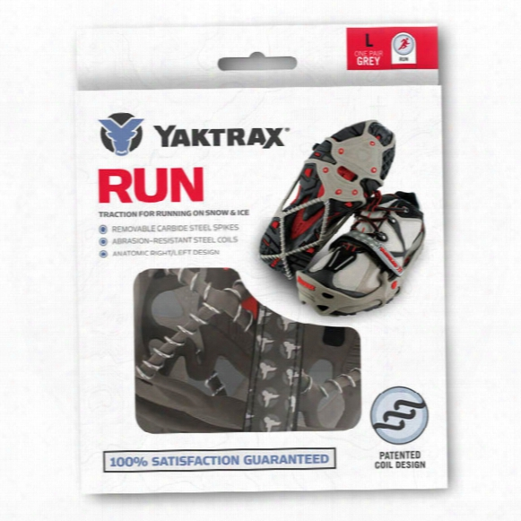 U Run Yaktrax