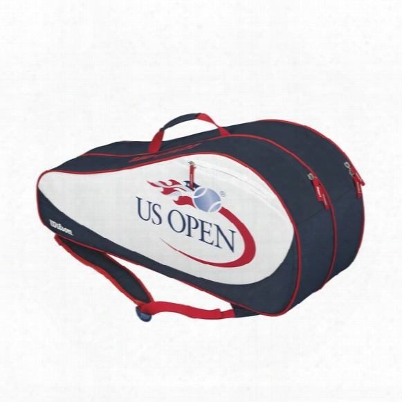 Us Open 6 Pack Tennis Bag