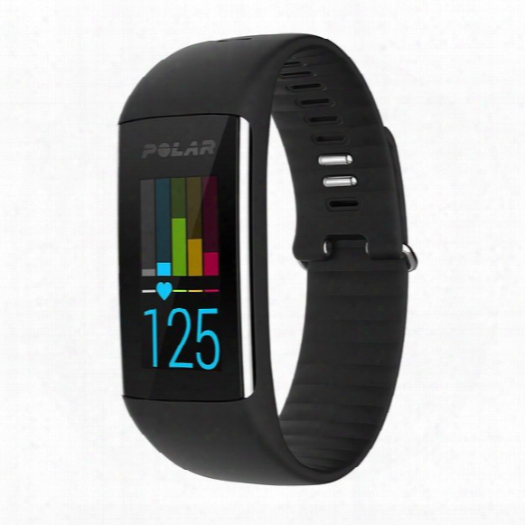 A360 Fitness Tracker With Wrist-based Heart Rate � Large