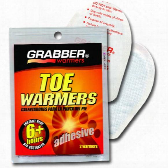 Adhesive Toe Warmers - 1 Pair