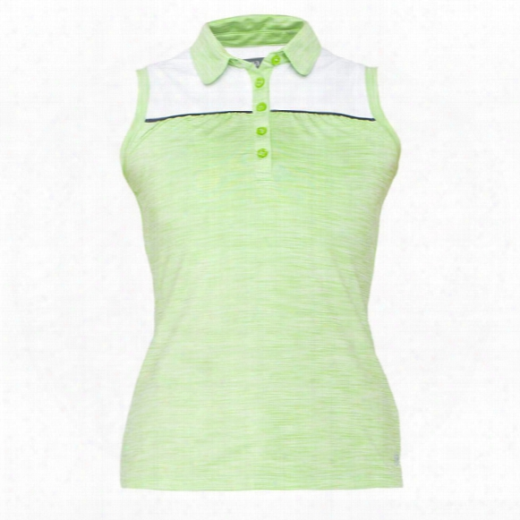 Apex Gather Polo - Womens