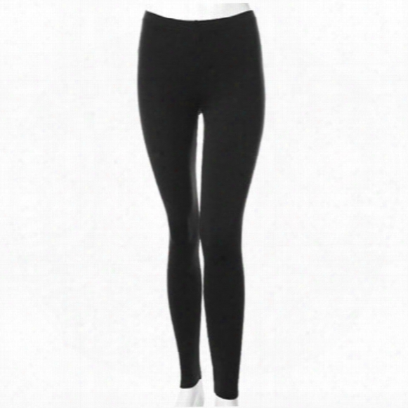 Basic Ankle Leggings - Womens