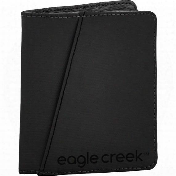 Bi-fold Vertical Wallet
