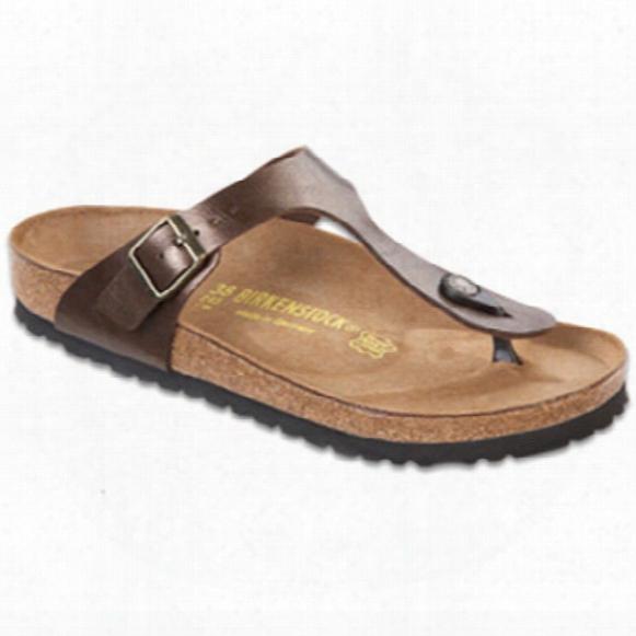 Birkoflor Gizeh Regular Sandal - Womens