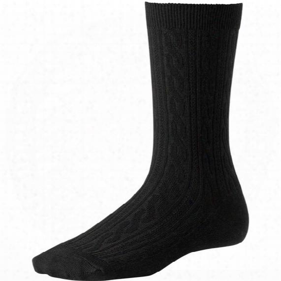Cable Ii Socks - Womens