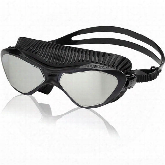 Caliber Mask Mirrored Goggle - Elastomeric