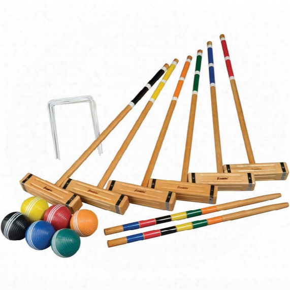 Classic 6 Player Croquet Set
