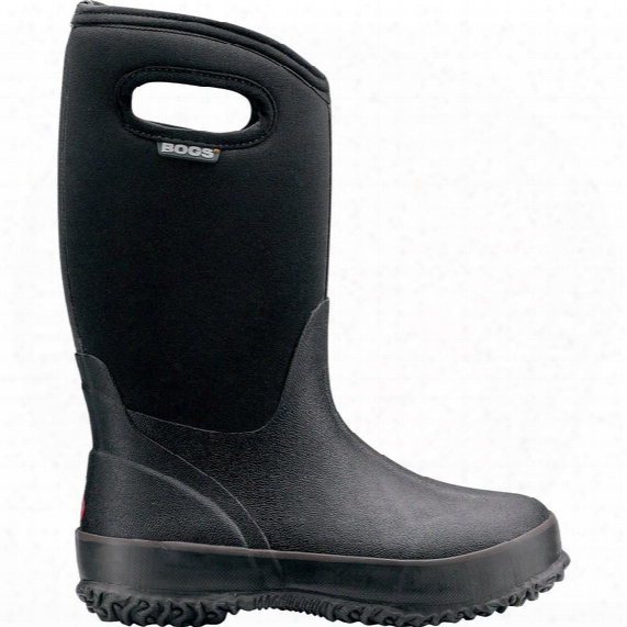 Classic High Handles Boot - Youth