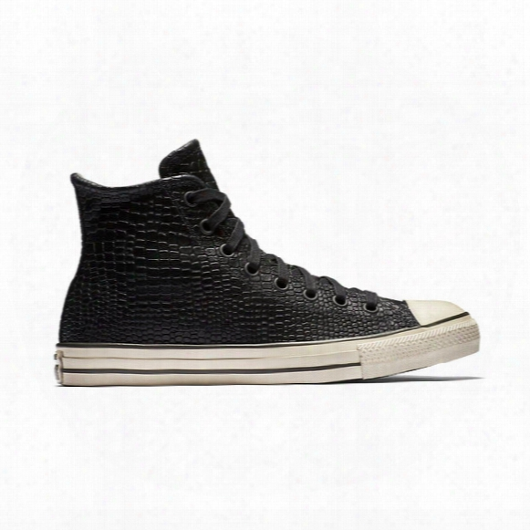 Converse X John Varvatos Chuck Taylor All Star Wire Leather High Top - Mens