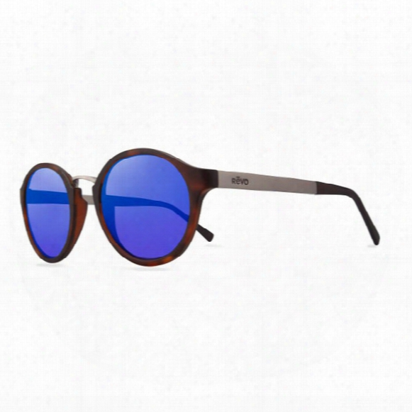 Dalton Polarized Sunglasses � H20 Blue Crystal Lens