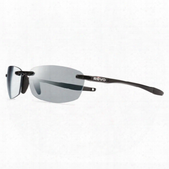 Descend E Polarized Sunglasses - Stealth Serilium Lens