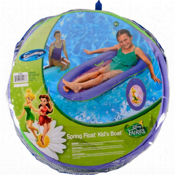 Disney And Marvel Spring Float Boat - Kids