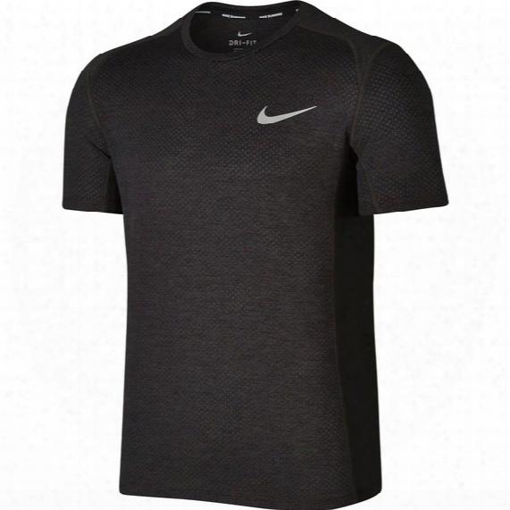 Dry Miler Short Sleeve Running Top - Mens