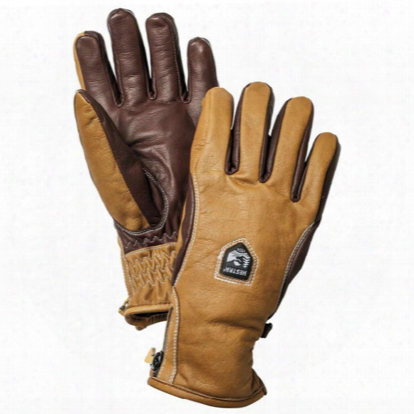 Furano Swisswool Leather Gloves - Mens