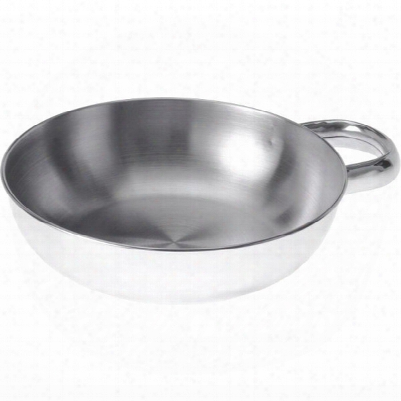 Glacier Stainless Bowl With Handle