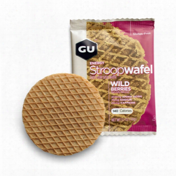 Gu Energy Stroopwafel - Wild Berries