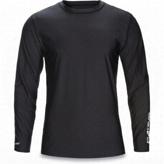 Heavy Duty Loose Fit Long Sleeve Rashguard Top - Mens