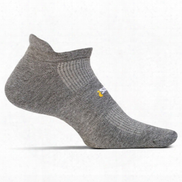 High Performance Light Cushion No Show Sock - Unisex