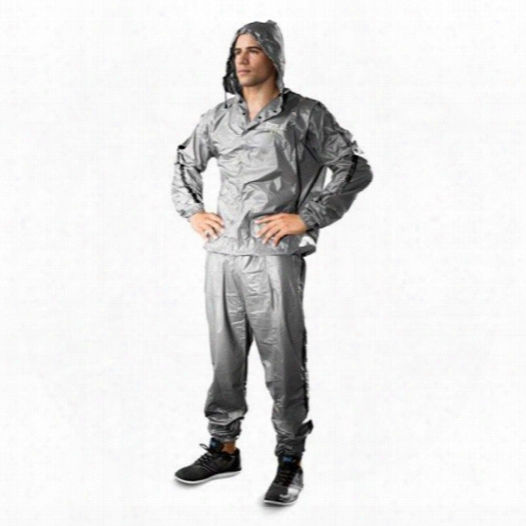 Hooded Sauna Suit - Mens