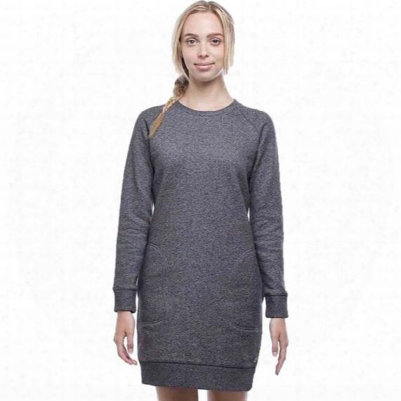 Jade Sweatshirt Dress - Womens