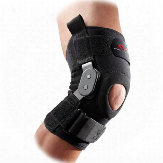 Knee Brace With Polycentric Hinges