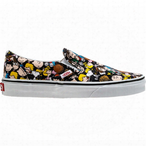 Limited Edition Peanuts Classic Slip-on - Mens