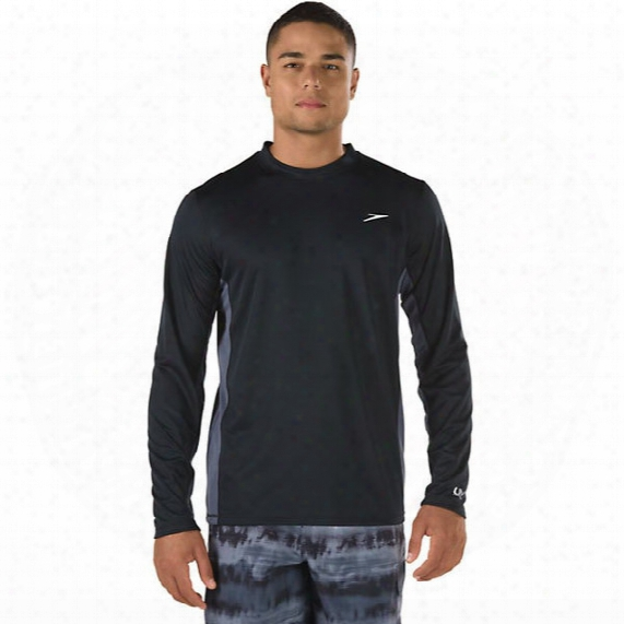 Longview Long Sleeve Swim Tee - Mens