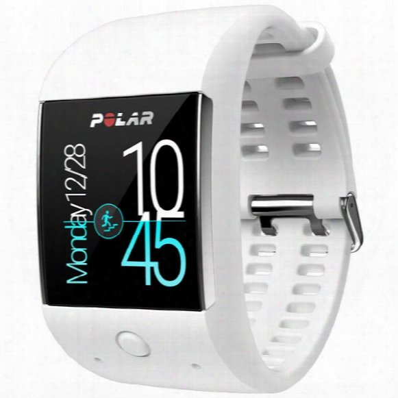 M600 Gps Smart Sports Watch - White