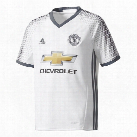 Manchester United Fc Replica Third Jersey - Youth