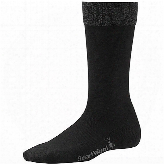 Marled Best Friend Sock - Womens