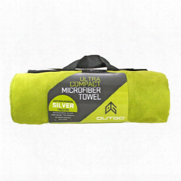 Mcnett Ultra Compact Microfiber Towel - Large