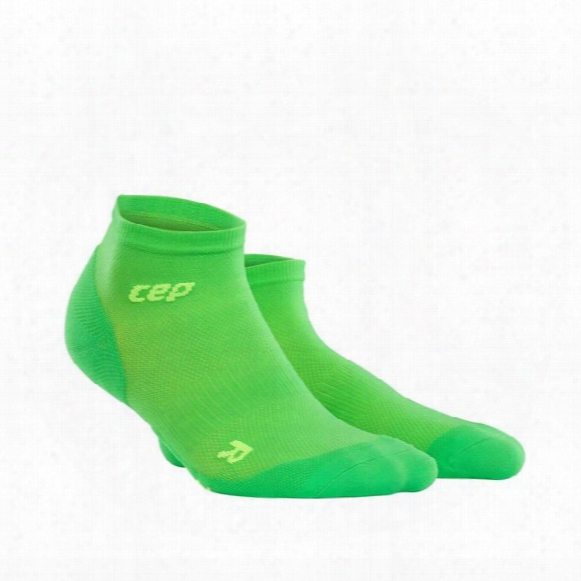 Men's Dynamic + Cycle Ultralight Low-cut Socks