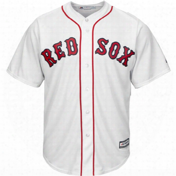 Mlb Boston Red Sox Cool Base Jersey - Mens