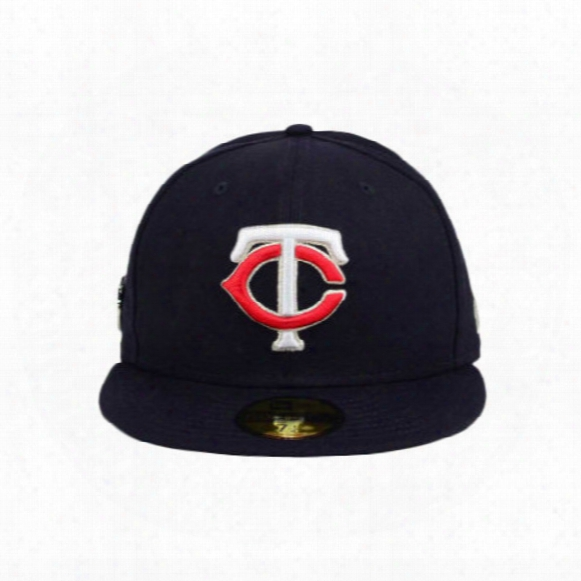 Mlb Minnesota Twins Home Cap