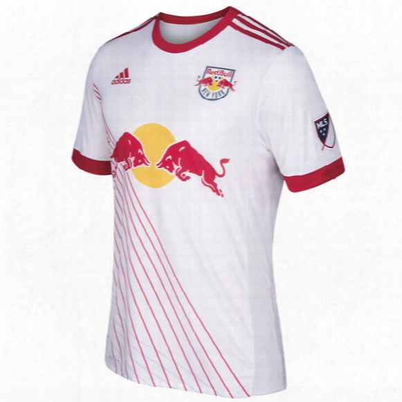 Mls New York Red Bulls Primary Authentic Jersey ( Sacha Kljestan ) - Youth