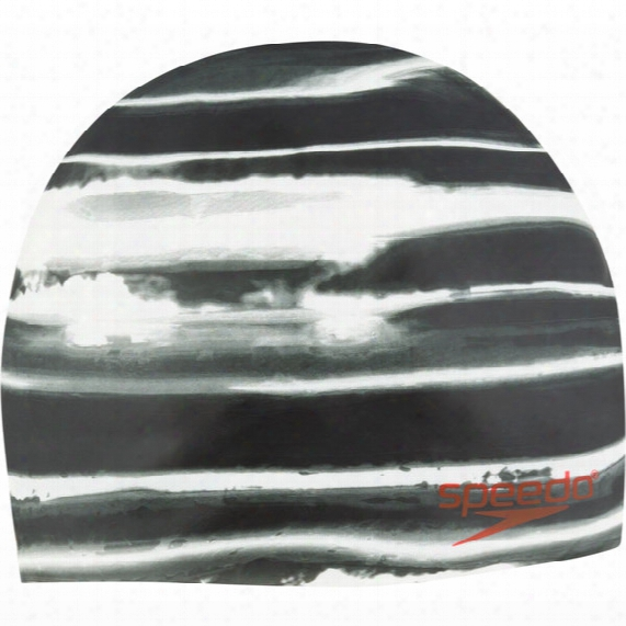 Moving Tide Swim Cap