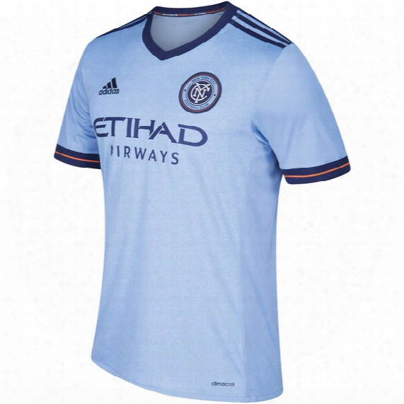 New York City Fc Primary Replica Player Jersey ( David Villa ) - Youth