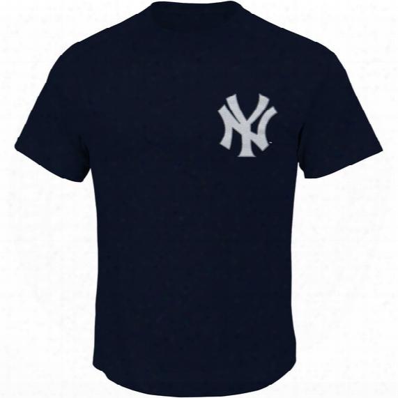 New York Yankees Wordmark T-shirt - Mens