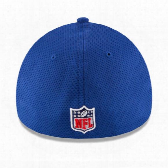 Nfl New York Giants New Era Sideline Tech 39thirty Flex Hat