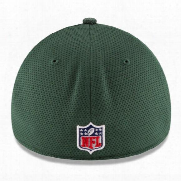 Nfl New York Jets Sideline Official 39thirty Flex Hat - Mens