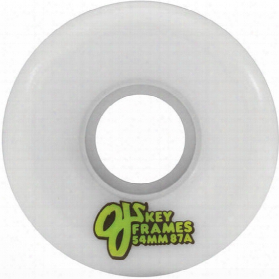 Oj Plain Jane 87a Wheels - 54mm