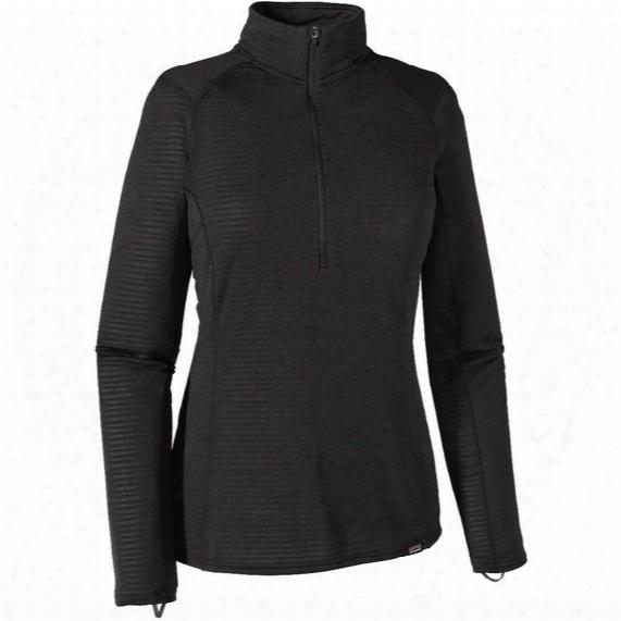 Patagonia Capileneãƒâ´ Thermal Weight Zip-neck Top - Womens