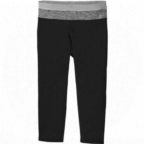 Patagonia Centered Crop Tights - Girls