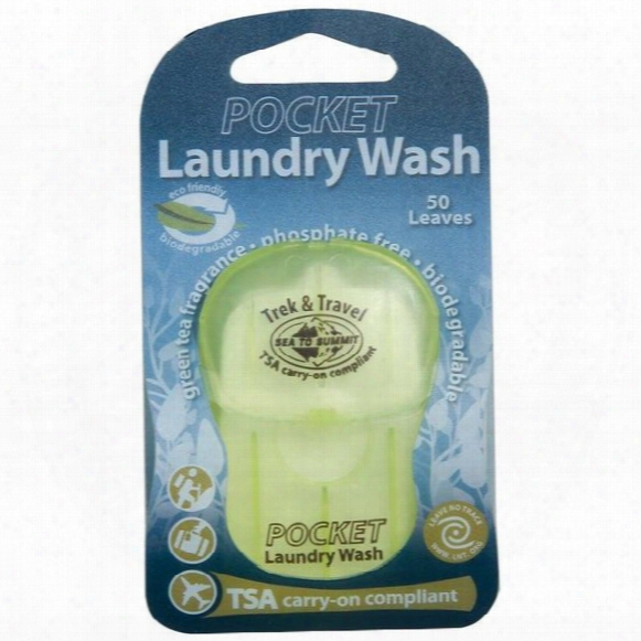 Pocket Laundry Wash - 0.5 Oz