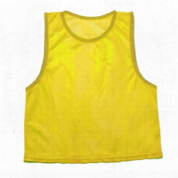 Poly Practice Vest 12 Pack - Youth
