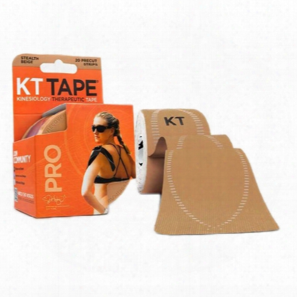 Pro Kinesiology Tape - 20 Strips
