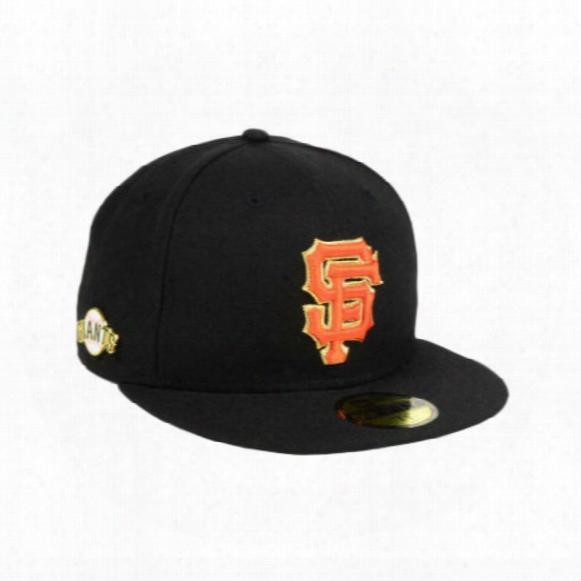 San Francisco Giants Mlb Pintastic 59fifty Cap