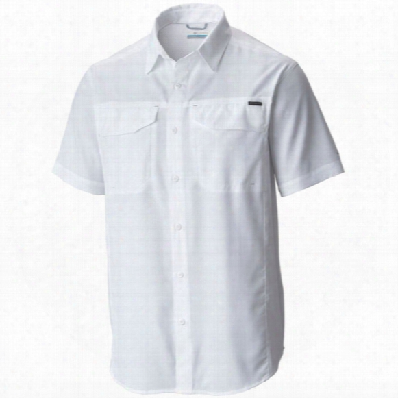 Silver Ridge Lite Short Sleeve Shirt - Mens